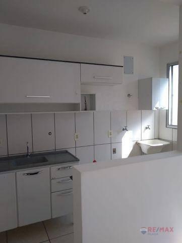 Apartamento com 2 dormitórios para alugar, 50 m² por R$ 880,00/mês - Rios di Itália - São  - Foto 2