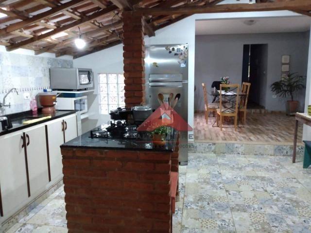Casa com 3 dormitórios à venda, 160 m² por R$ 350.000,00 - Dos Rochas - Conceição dos Ouro - Foto 6