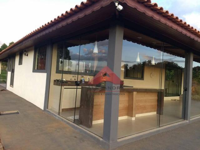 Sítio com 3 dormitórios à venda, 21000 m² por R$ 1.000.000,00 - Pouso Alto - Pouso Alto/MG - Foto 2