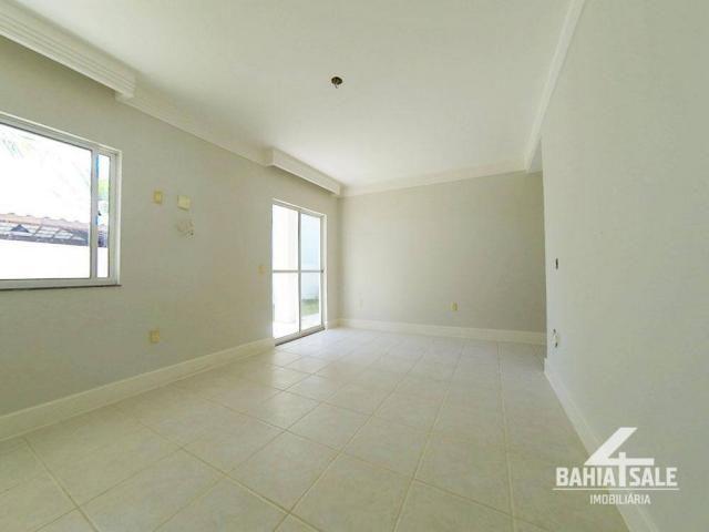 Casa com 4 dormitórios à venda por R$ 1.450.000 - Vila de Abrantes - Camaçari/BA - Foto 9