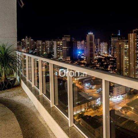 Apartamento Duplex com 2 dormitórios à venda, 145 m² por R$ 923.000,00 - Setor Oeste - Goi - Foto 2