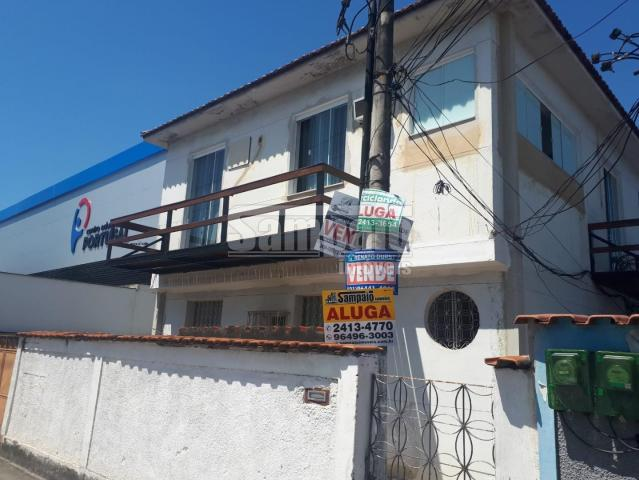 Apartamento para alugar com 2 dormitórios em Campo grande, Rio de janeiro cod:S2AP6117