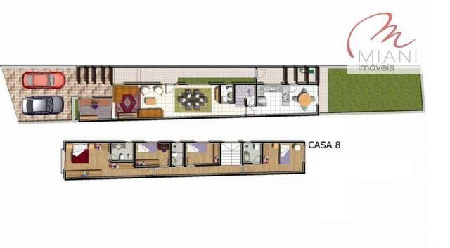 Sobrado 4 dorms, 2 suites no Jd Ester - Butanta - Foto 14