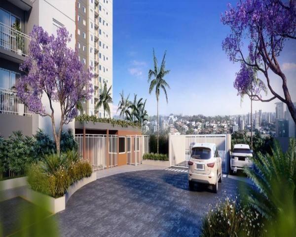 Lançamento California Boulevard Apto 50 e 54m2 2 Dorms Varanda 1 Vaga Laze