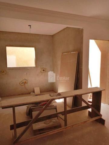 Sobrado 03 quartos e 02 vagas no Sítio Cercado, Curitiba - Foto 6