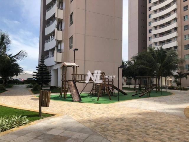 Apartamento com 3 dormitórios à venda, 75 m² no Natture Condomínio Clube - Candelária - Na - Foto 3