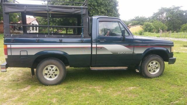 Carro D20 1996 completa - Foto 4