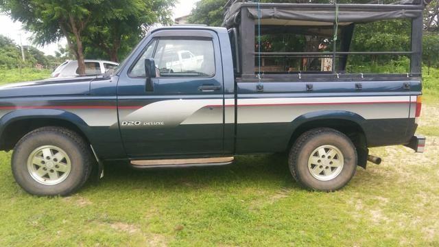Carro D20 1996 completa - Foto 2