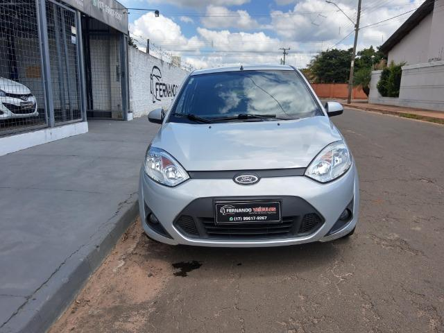 Ford fiesta hatch 1.6 flex completo!!! - Foto 2