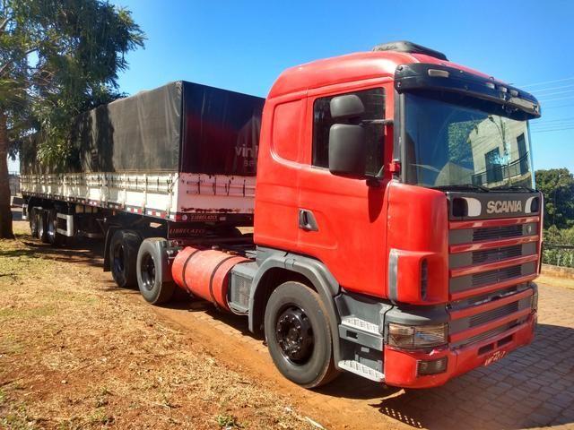 Scania 124 - Foto 2