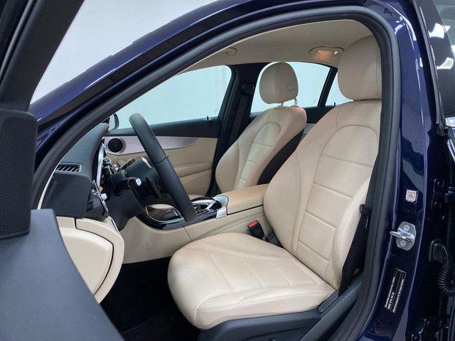 Mercedes c-180 2020 c/500km. igual a zerokm. léo careta veículos - Foto 11