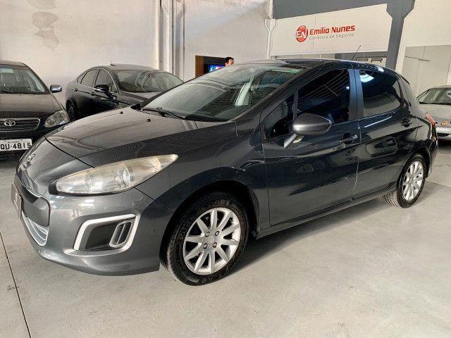 Peugeot 308 Active Flex 1.6 2013
