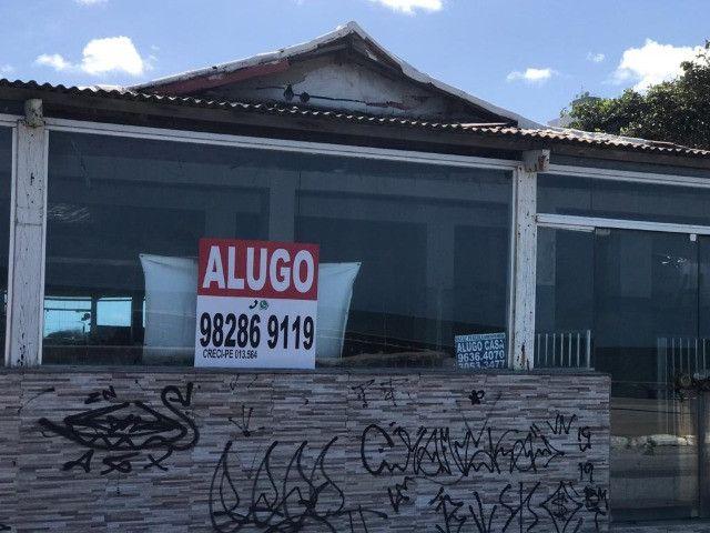 Alugo Casa para Fins Comerciais na Beira Mar em Olinda