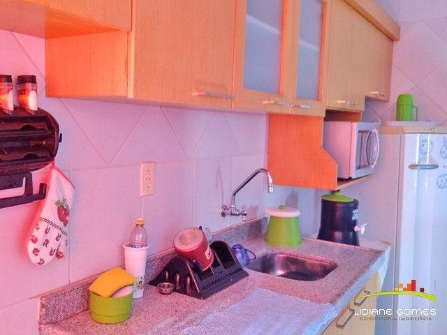 Apartamento 2 quartos, Mobiliado na Praia de Porto das Dunas - Foto 4
