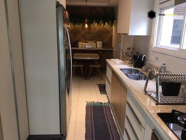 Apartamento Mobiliado com 3 suítes à venda, 142 m² por R$ 1.600.000 - Royal Park - Campo G - Foto 13