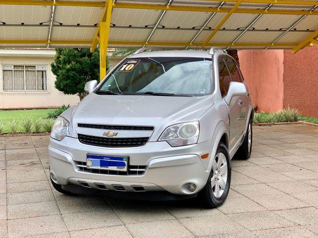 Chevrolet Captiva 2.4 Sport Fwd - Interna Caramelo - Foto 6