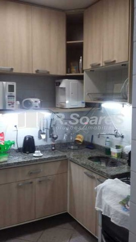 Apartamento à venda com 2 dormitórios em Tijuca, Rio de janeiro cod:CPAP20563 - Foto 20