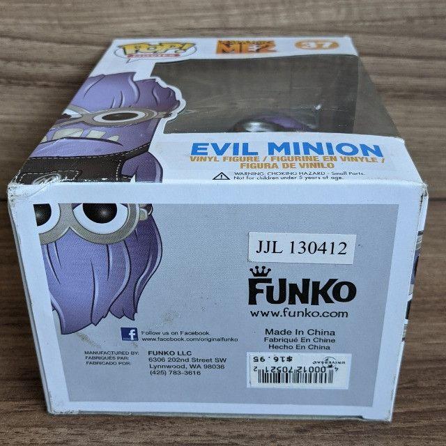 Funko POP Evil Minion #37 Meu Malvado Favorito - Foto 3