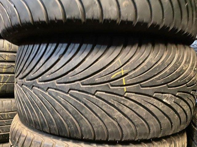 Pneus 225/55/16 semi novos valor de cada pneu  190.00 - Foto 2