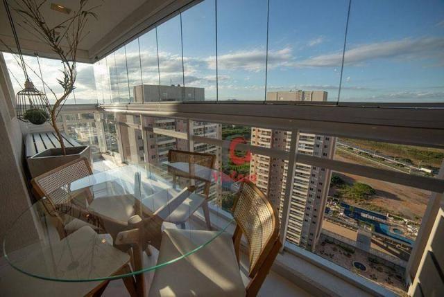 Apartamento com 2 dormitórios à venda, 63 m² por R$ 310.000,00 - Glória - Macaé/RJ - Foto 14