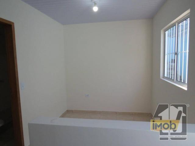 Kitnet com 1 dormitório para alugar, 40 m² por R$ 950,00/mês - Centro - Foz do Iguaçu/PR - Foto 10