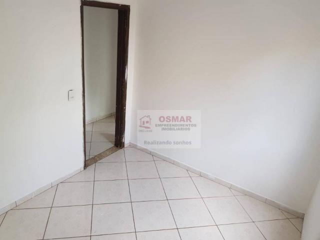 Apartamento com 2 dormitórios à venda, 52 m² por R$ 160.000,00 - Parque Bandeirantes I (No - Foto 4