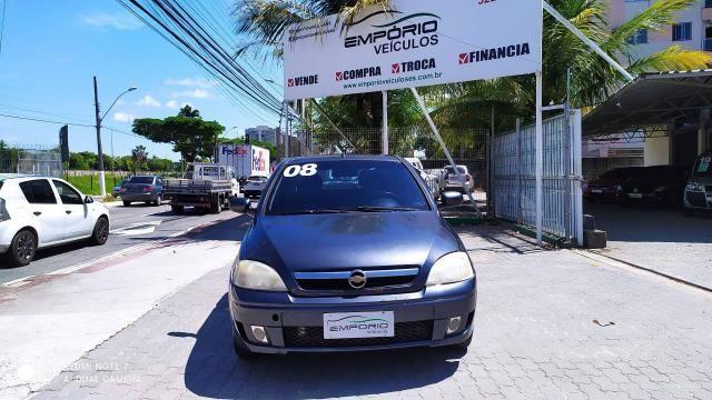 CORSA 2008/2008 1.4 MPFI PREMIUM SEDAN 8V FLEX 4P MANUAL
