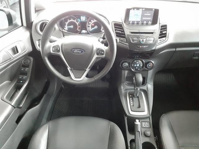 Ford New Fiesta TIT. 1.6 16V Flex Aut. 4P - Foto 8