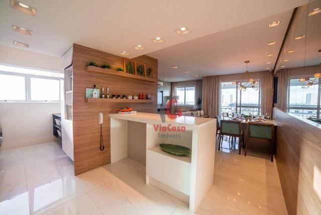 Apartamento com 2 dormitórios à venda, 63 m² por R$ 310.000,00 - Glória - Macaé/RJ - Foto 12