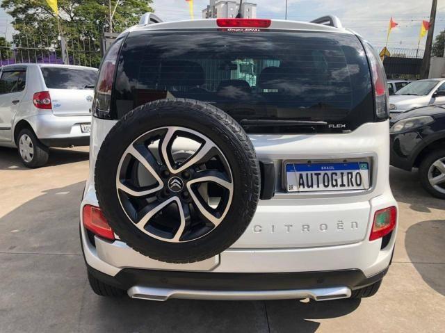 AIRCROSS 2011/2012 1.6 EXCLUSIVE 16V FLEX 4P MANUAL - Foto 4