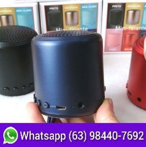 Mini Caixa de Som Bluetooth 3W AL-6889 - Altomex