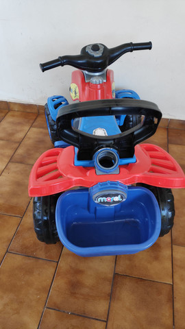 Motoca que vira Triciclo METADE DO PREÇO - Foto 5
