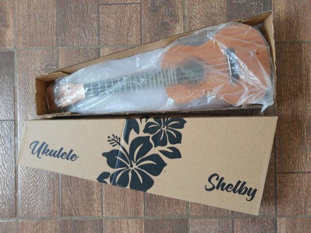 Ukulele Shelby Novo - Foto 3