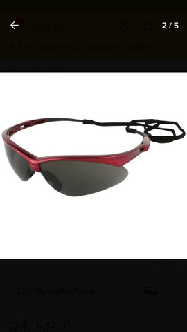Óculos de proteção original  - Foto 3