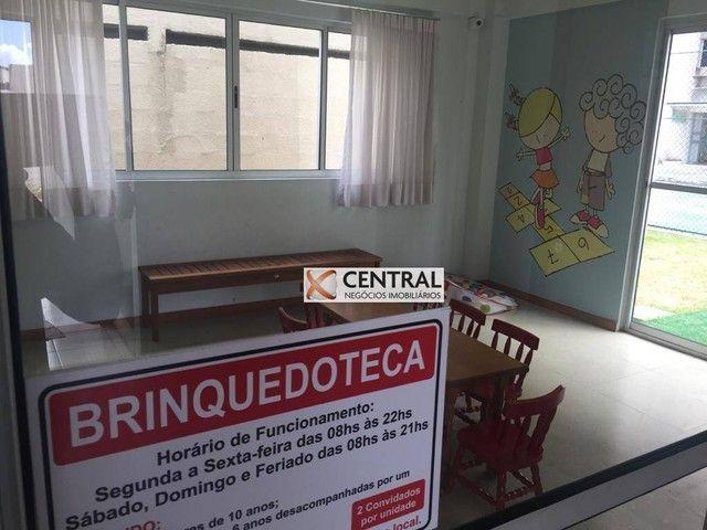 Apartamento com 3 dormitórios para alugar, 72 m² por R$ 1.600,00/mês - Itapuã - Salvador/B - Foto 7