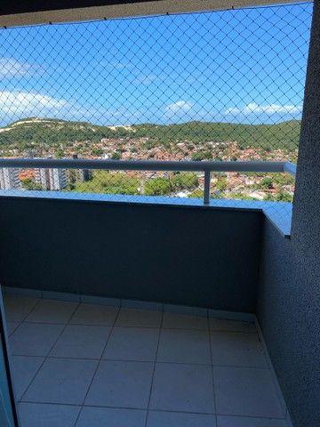 Apartamento 2/4 Mobiliado Vista Mar - Cond. Verano de Ponta Negra  - Foto 8