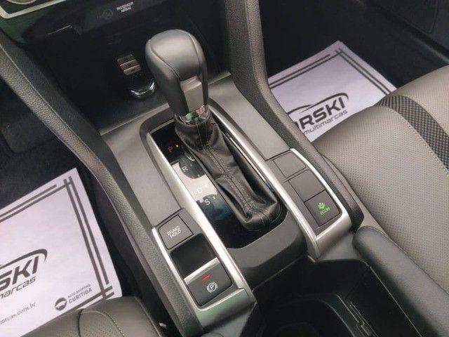 Honda Civic EXL 2.0 Flex 2020 - Foto 15