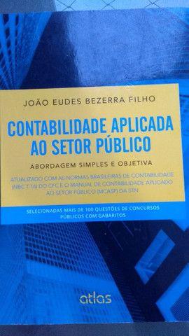 Livros de Contabilidade Pública - Foto 2