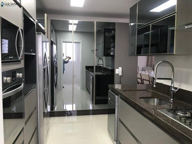 Magnífico Apartamento Mobiliado com 03 Suítes no Centro de Balneário Camboriú! - Foto 5
