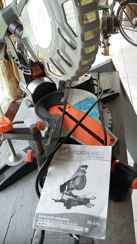 Serra Meia Esquadra ToolMix SE810