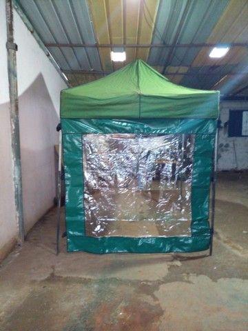 Tenda sanfonada