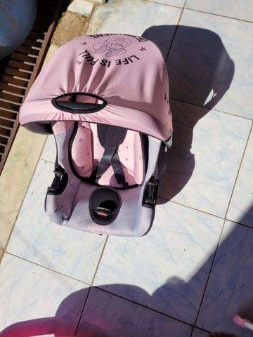 Bebê conforto e cadeira infantil - Foto 4