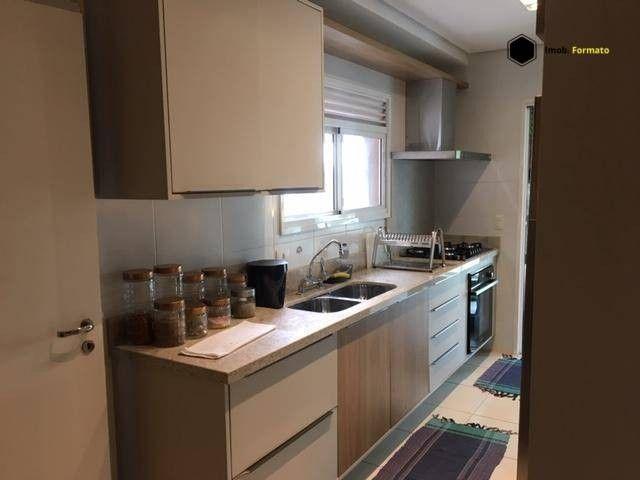 Apartamento Mobiliado com 3 suítes à venda, 142 m² por R$ 1.600.000 - Royal Park - Campo G - Foto 14