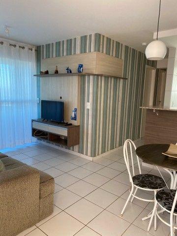 Apartamento 2/4 Mobiliado Vista Mar - Cond. Verano de Ponta Negra  - Foto 7