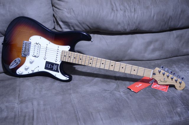 Fender player Stratocaster HSS Mex  - Foto 5