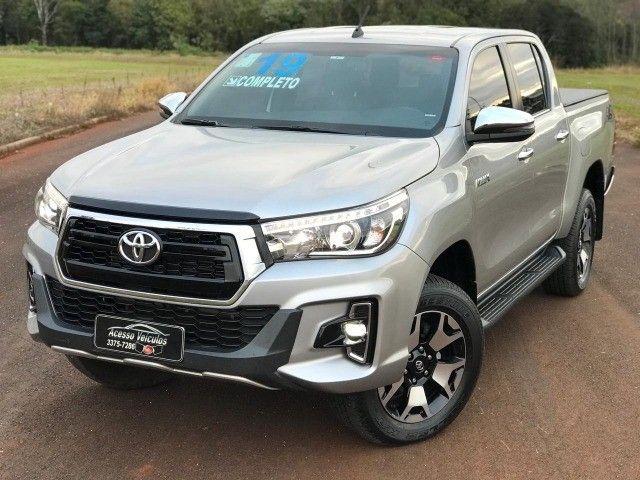 Toyota - Hilux SRX 2.8 2019 - Foto 5