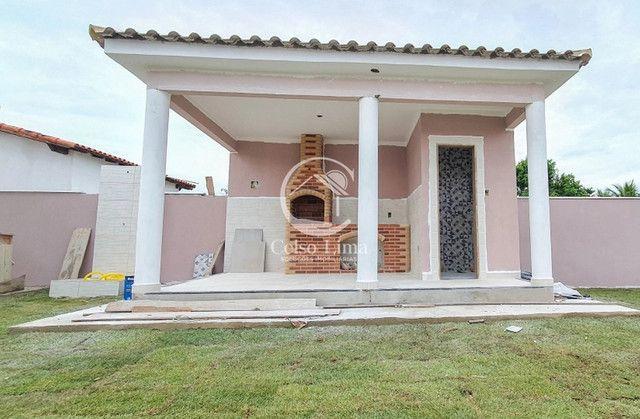 Casa à venda com 3 dormitórios em Itaipuaçú, Maricá cod:68 - Foto 10