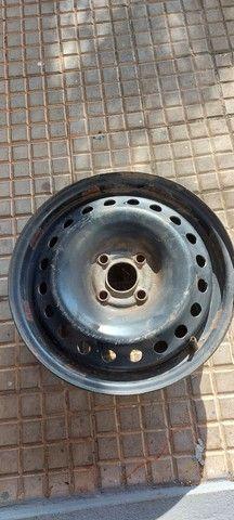 """Roda de ferro aro 15"""" - Foto 3"""