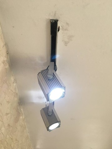 Luminária teto trilho - Foto 3