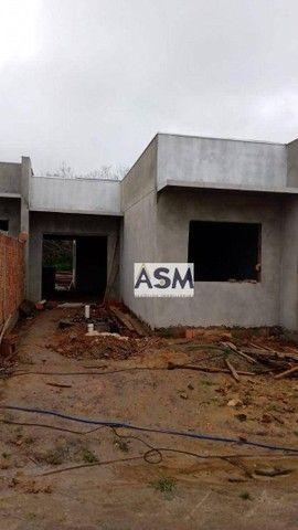 Casa com 2 dormitórios à venda, 60 m² por R$ 200.000,00 - Nossa Senhora de Fatima - Penha/ - Foto 2
